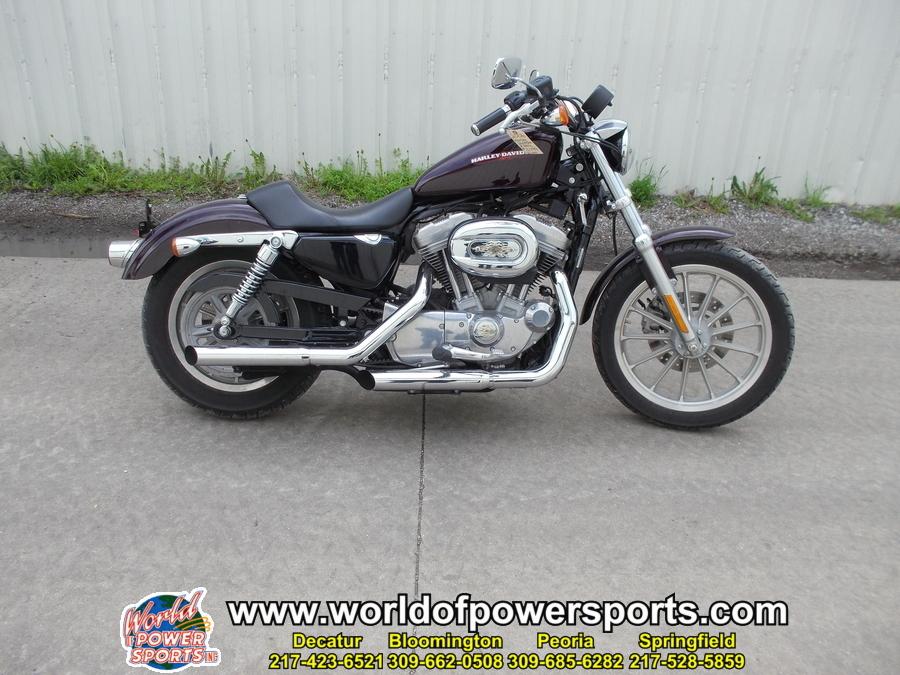 2006 Harley-Davidson XL883L SPORTSTER 883 LOW