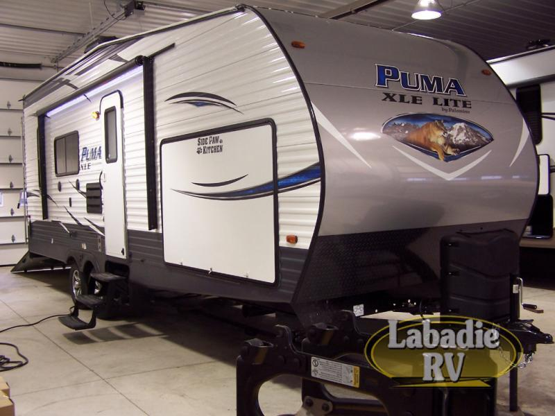 2018 Palomino Puma XLE 25TFC