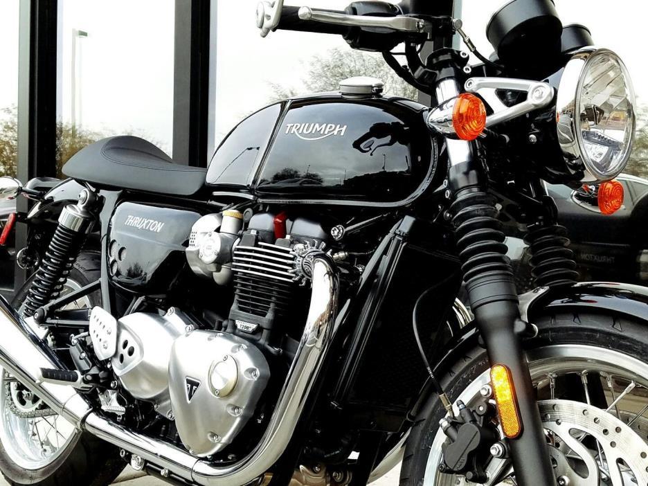 2016 Triumph THRUXTON 1200