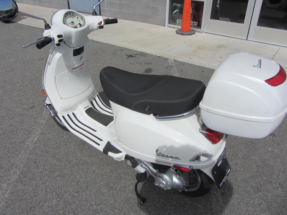 2011 Vespa LX 50 4V