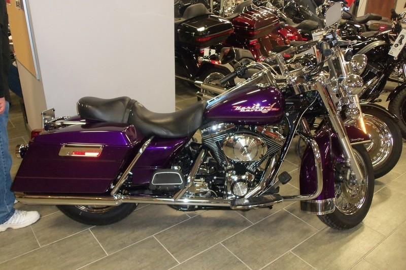2002 Harley Davidson FLHR