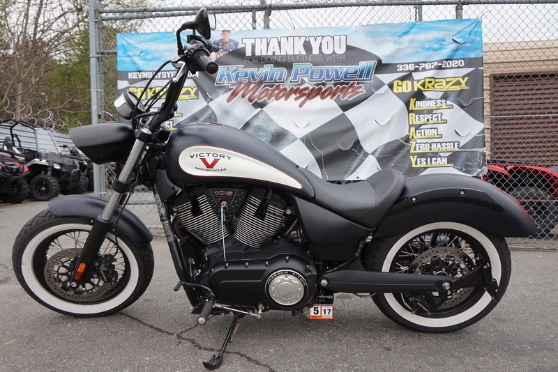 2013 Victory Motorcycles High-Ball Suede Black W/ Graphics