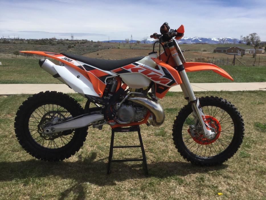 2015 KTM 300 XC