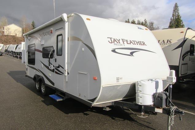 2011 Jayco JAY FEATHER