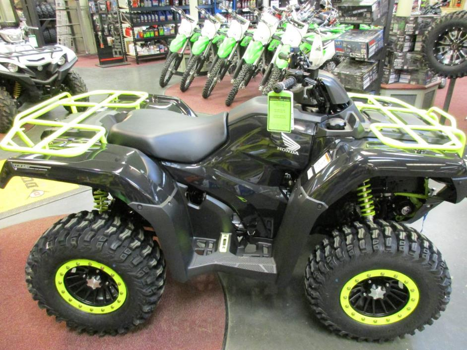 2017 Honda FourTrax Rancher 4x4 DCT IRS EPS
