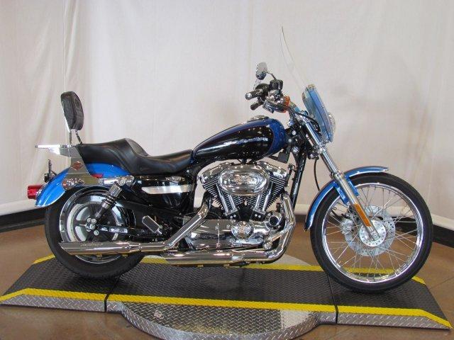2004 Harley Davidson XL1200C - Sportster 1200 Custom