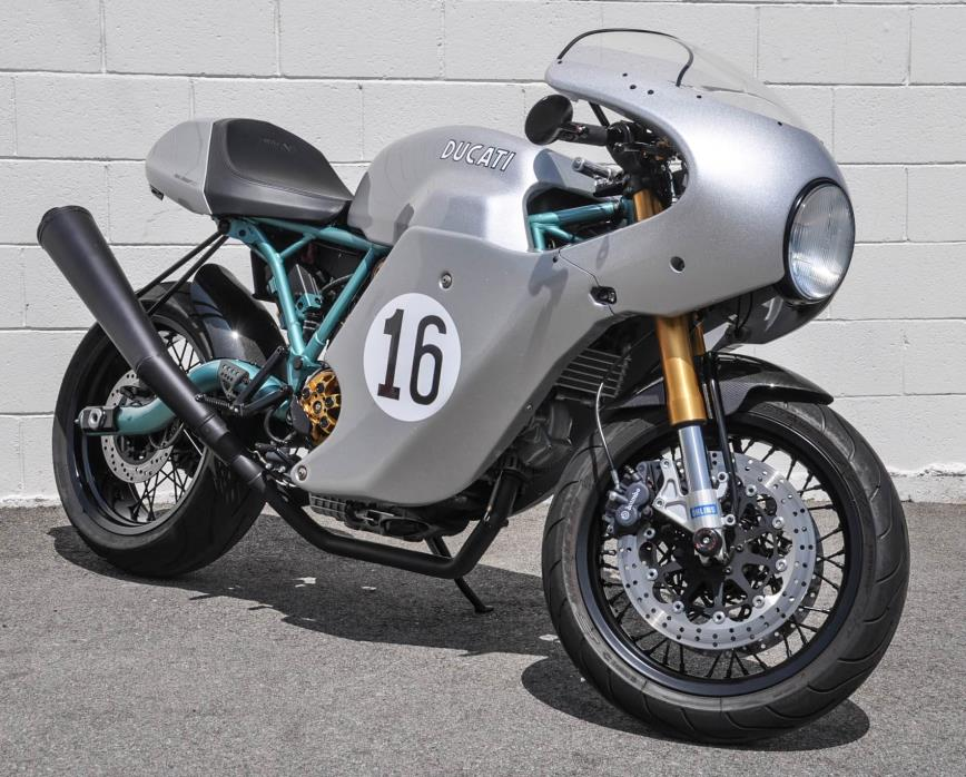 2006 Ducati SportClassic PaulSmart 1000LE