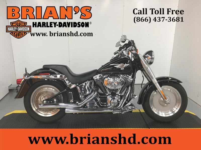 2006 Harley-Davidson FLSTFI - Softail Fat Boy