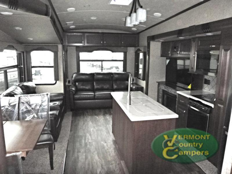 2018 Forest River Rv Cedar Creek Silverback 37MBH