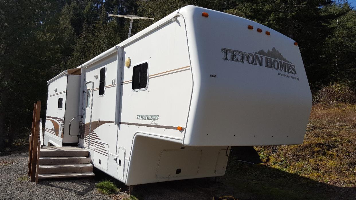 2000 Teton TRADITION
