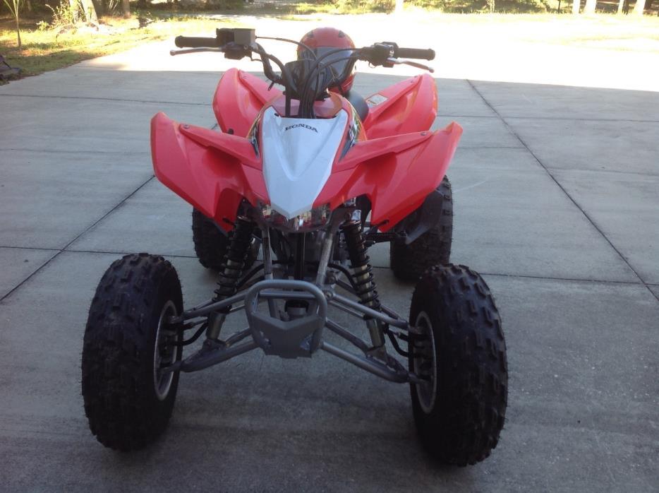 2014 Honda TRX 400EX