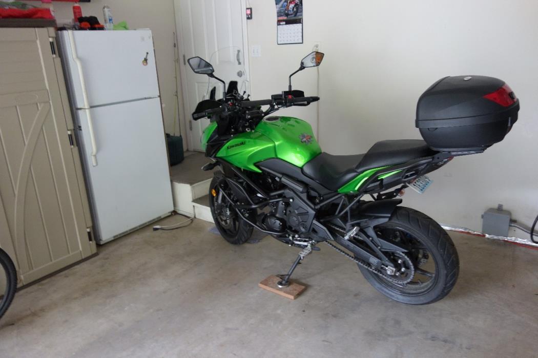 2015 Kawasaki VERSYS 650 ABS
