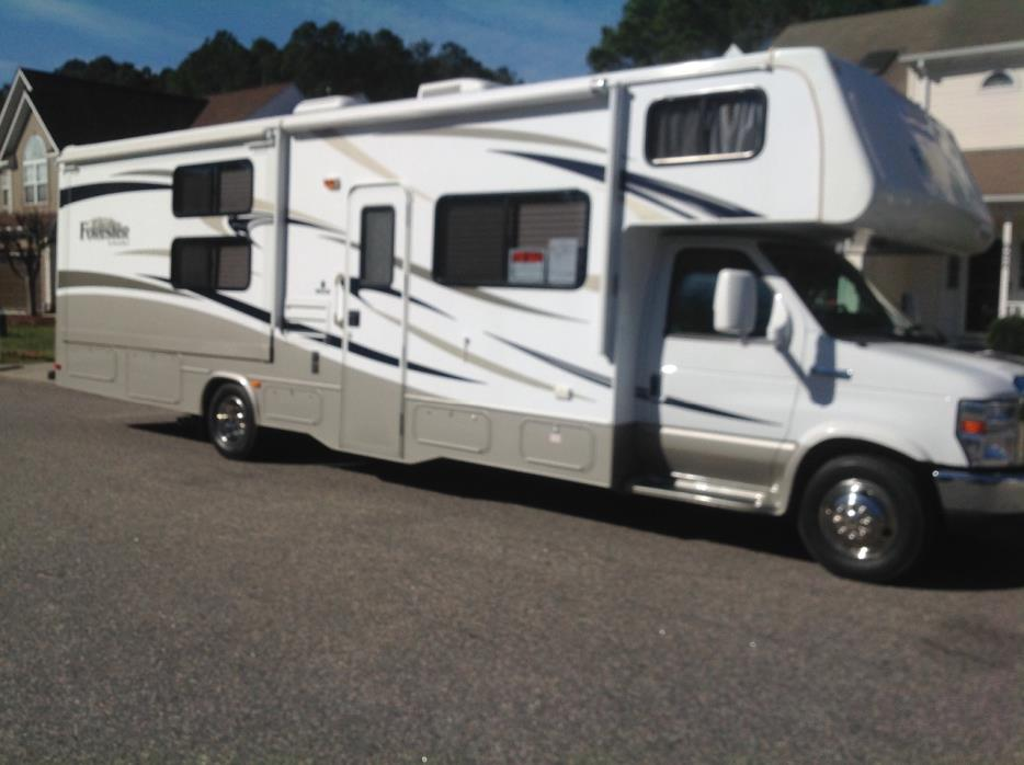 2013 Forest River FORESTER 3171DS