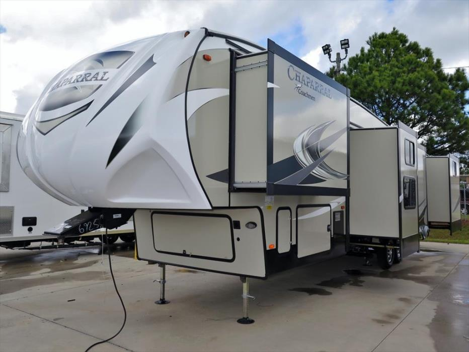 2018 Coachmen Chaparral 371MBRB