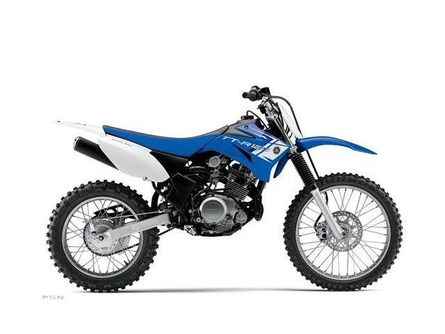2013 Yamaha Motor Corp., Usa TT-R125LE
