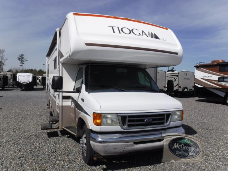 2003 Fleetwood Rv Tioga 31W