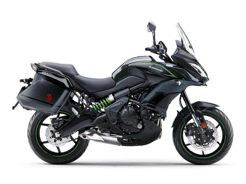 2017 Kawasaki VERSYS 650 LT
