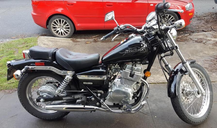 honda cmx 250 rebel motorcycles for sale in oregon. Black Bedroom Furniture Sets. Home Design Ideas