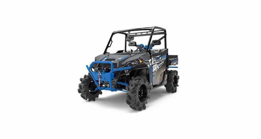 2017 Polaris RANGER XP 1000 EPS High Lifter