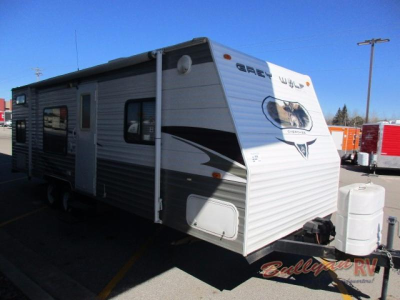 2010 Forest River Rv Cherokee Grey Wolf 26BH