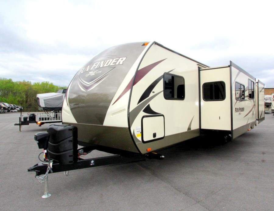 2018 Cruiser Rv FUN FINDER 31BH