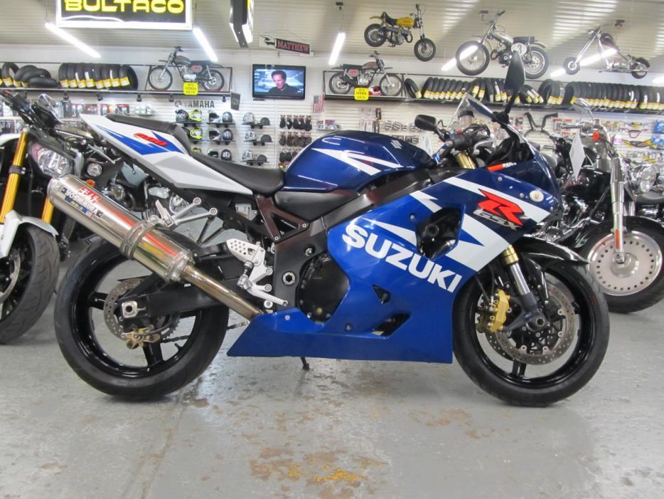 RK Upgraded Chain /& Sprocket Kit For Suzuki 2004 GSX-R1000 K4