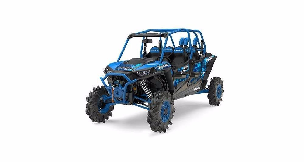 2017 Polaris RZR XP4 1000 EPS High Lifter Edition