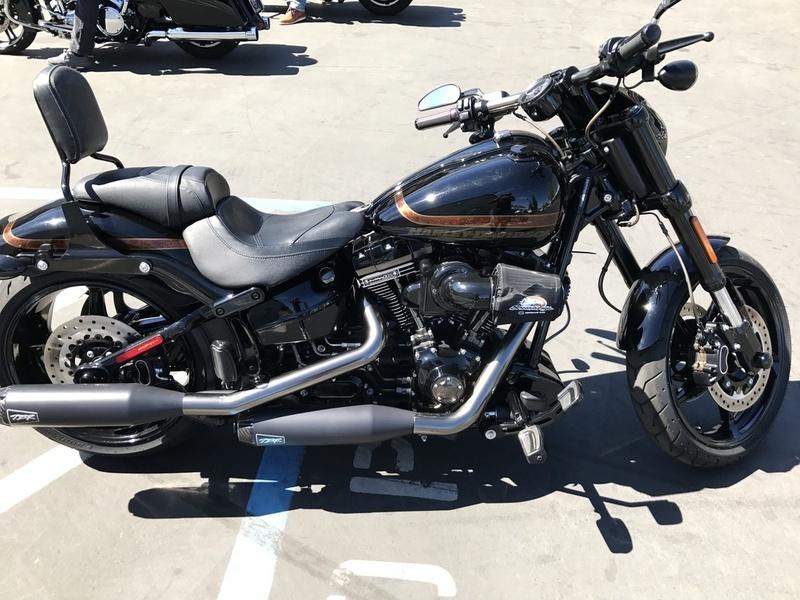 2016 Harley-Davidson FXSE - CVO Pro Street Breakout