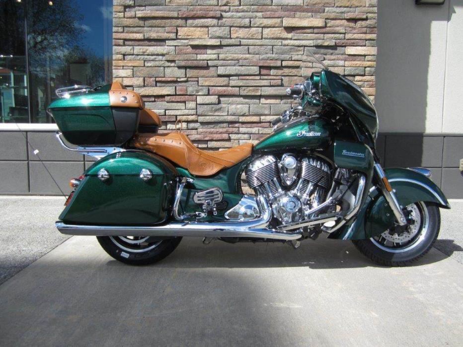 2017 Indian Roadmaster Icon Series