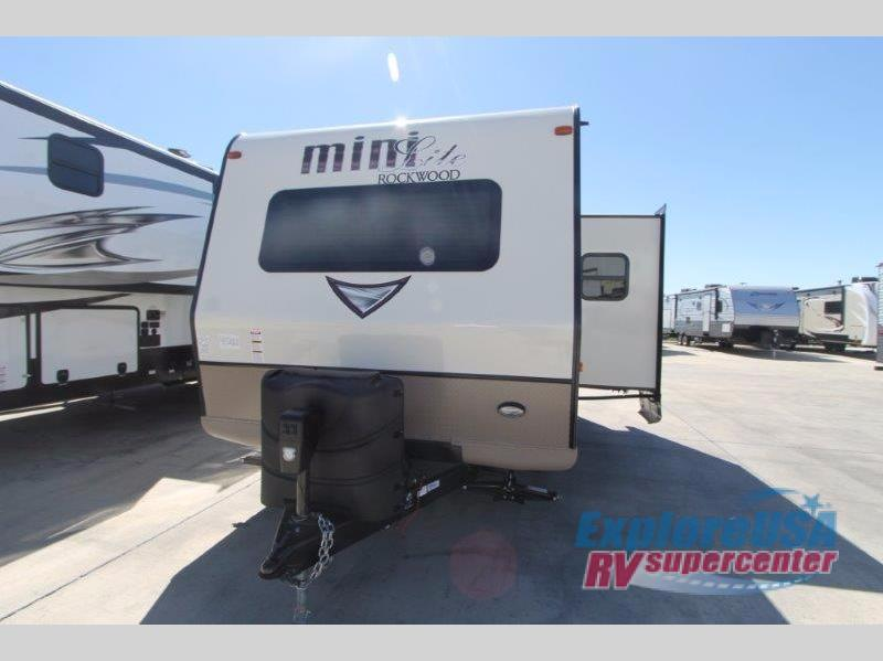 2018 Forest River Rv Rockwood Mini Lite 2104S
