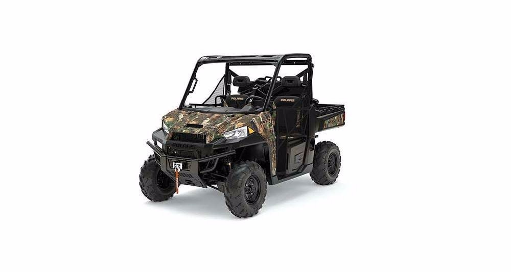 2017 Polaris RANGER XP 1000 EPS Hunter Polaris Pursuit