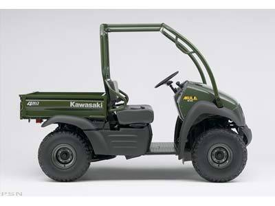 2007 Kawasaki Mule™ 610 4x4