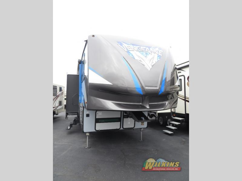 2017 Forest River Rv Vengeance 420V12