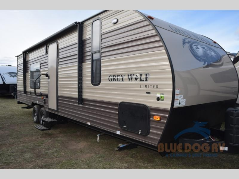 2017 Forest River Rv Cherokee Grey Wolf 26RR
