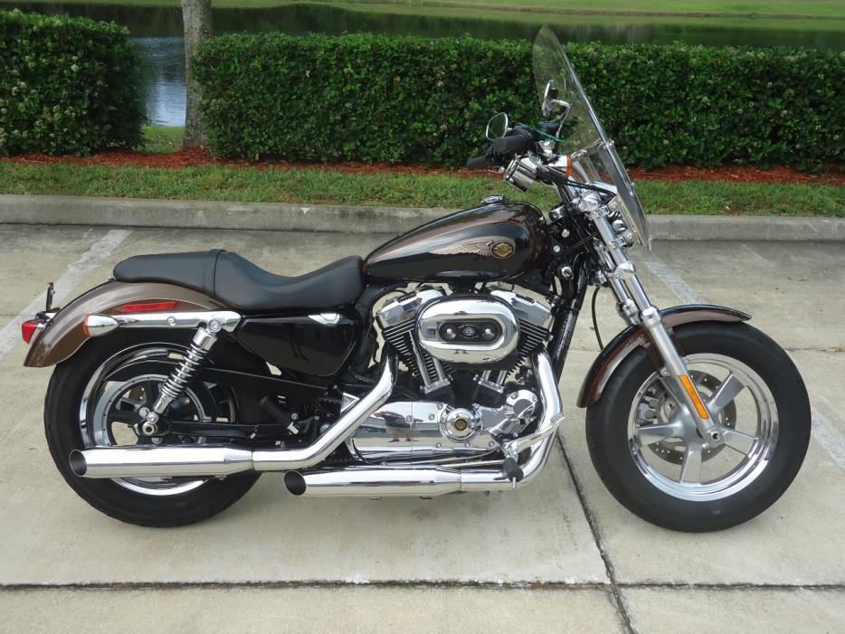 2013 Harley-Davidson SPORTSTER 1200 ANNIVERSARY EDITION