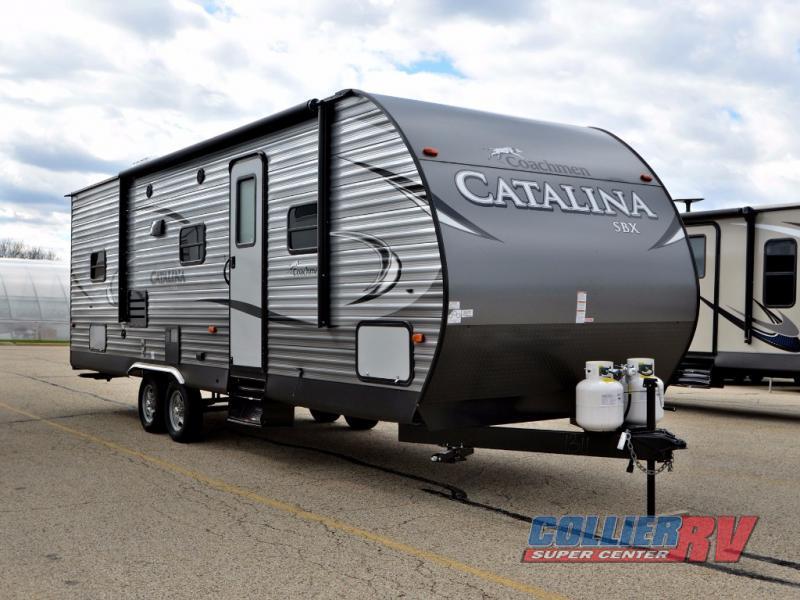 2018 Coachmen Rv Catalina SBX 261BHS