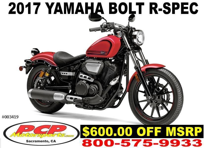 2017 Yamaha Bolt R-Spec