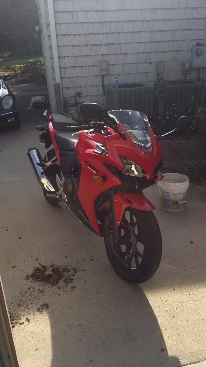 2013 Honda CBR 500R ABS