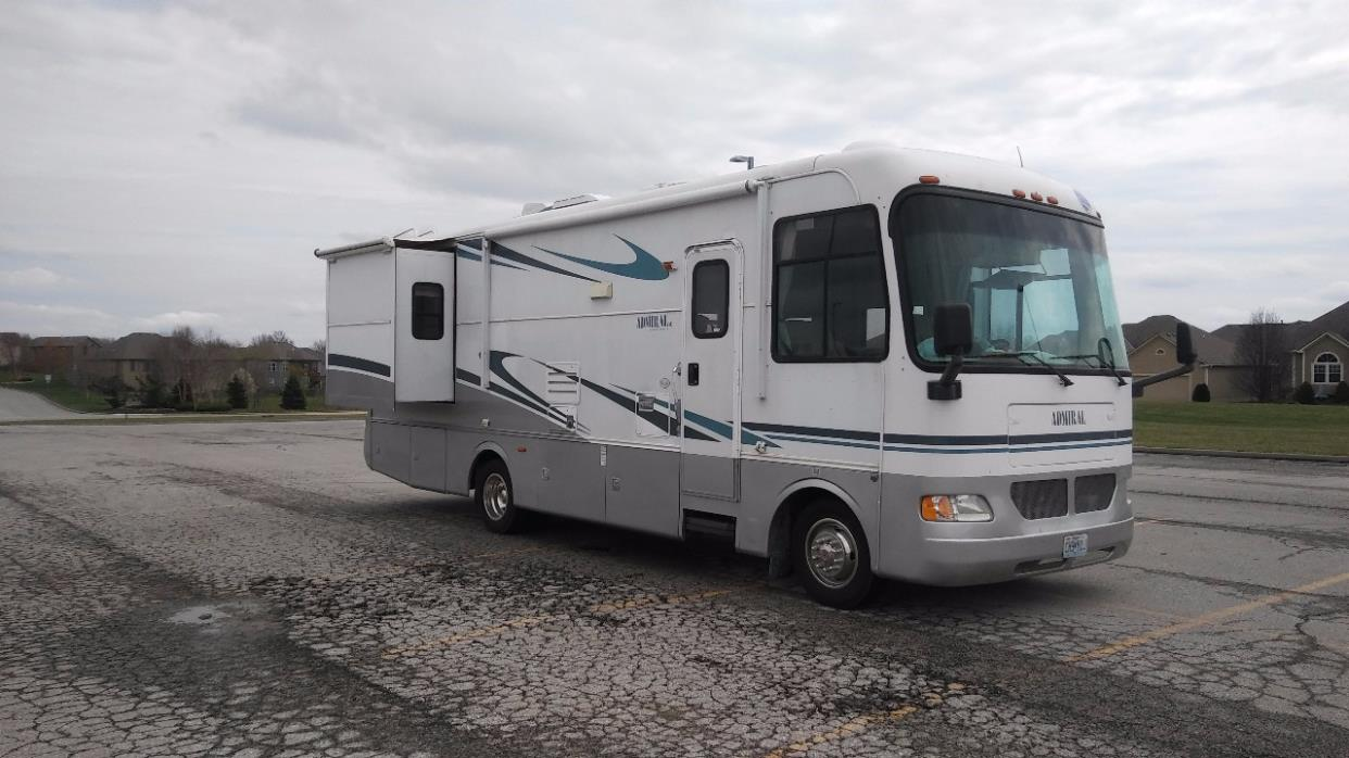 2006 Holiday Rambler ADMIRAL 30PDD