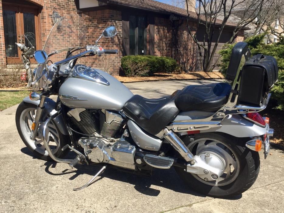 honda vtx 1300 c motorcycles for sale in michigan. Black Bedroom Furniture Sets. Home Design Ideas