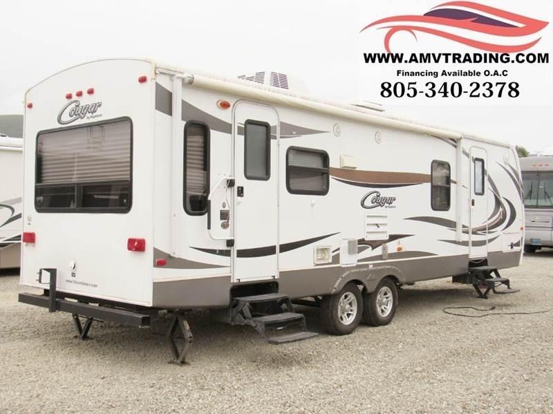 2013 Keystone Cougar 30RLS