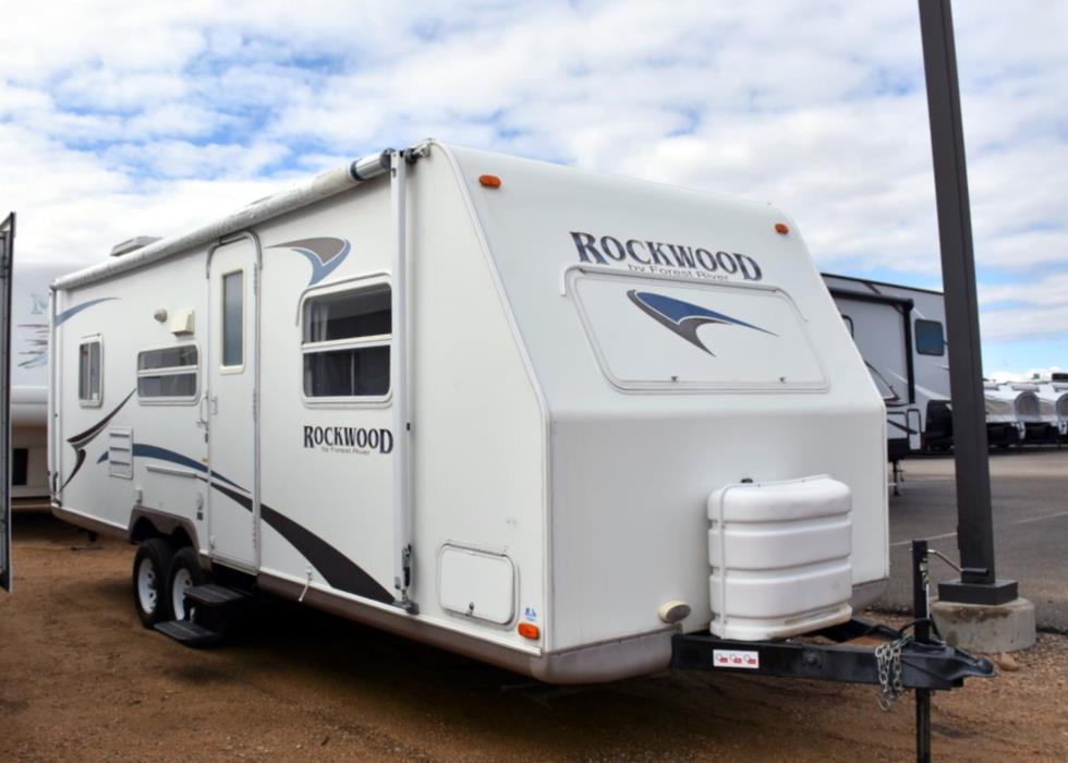 2004 Rockwood ROCKWOOD 2501