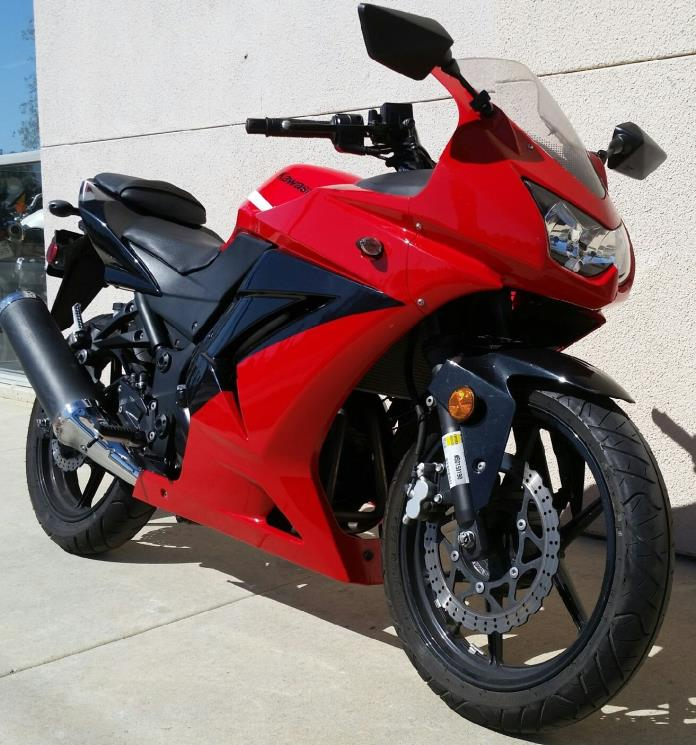 kawasaki ninja 250r motorcycles for sale in california. Black Bedroom Furniture Sets. Home Design Ideas