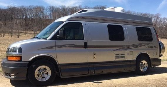 2012 Roadtrek 190 POPULAR