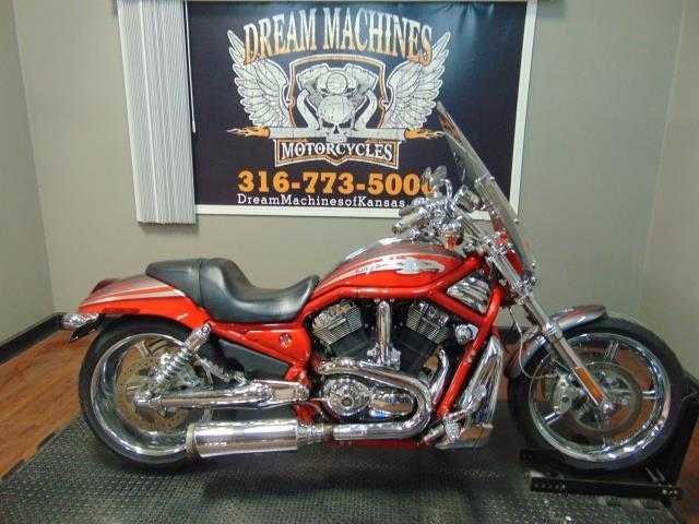 2006 Harley-Davidson Screamin Eagle VRSCSE