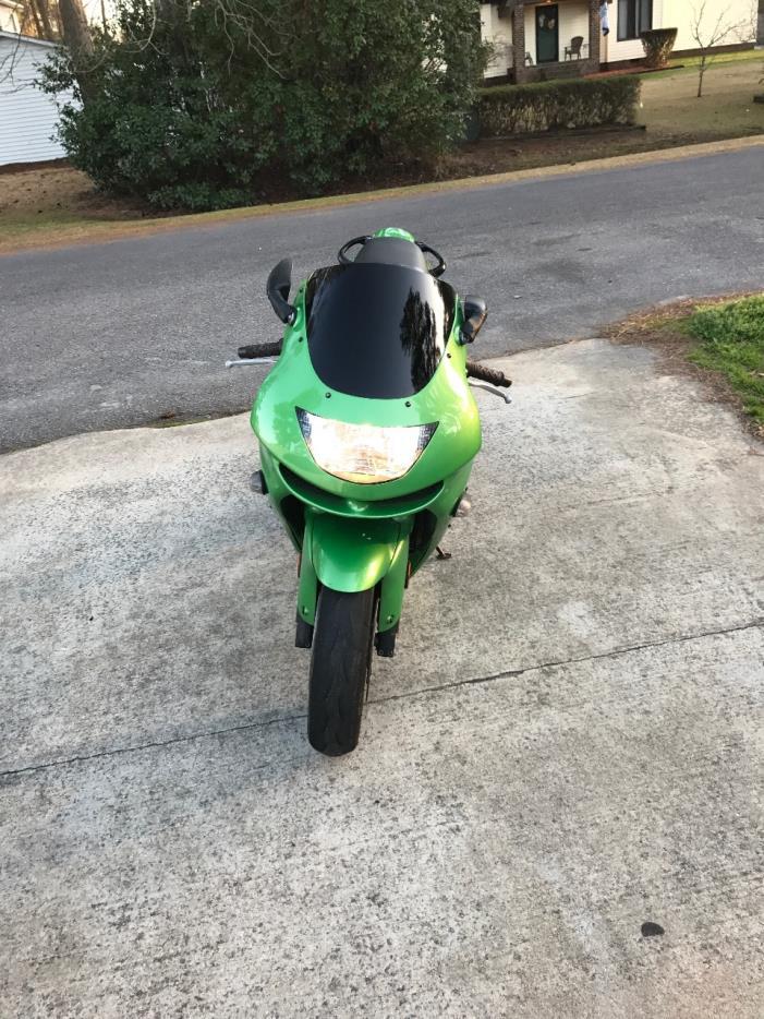 1998 Kawasaki ZRX