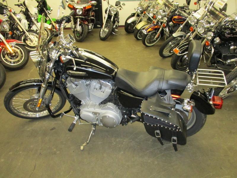 2009 Harley-Davidson XL883C - 883 Custom