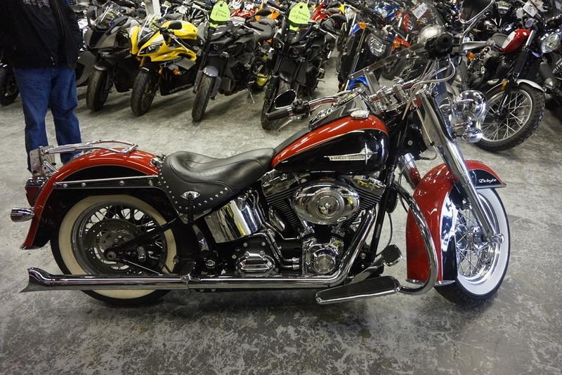 2010 Harley-Davidson FLSTN - Softail Deluxe