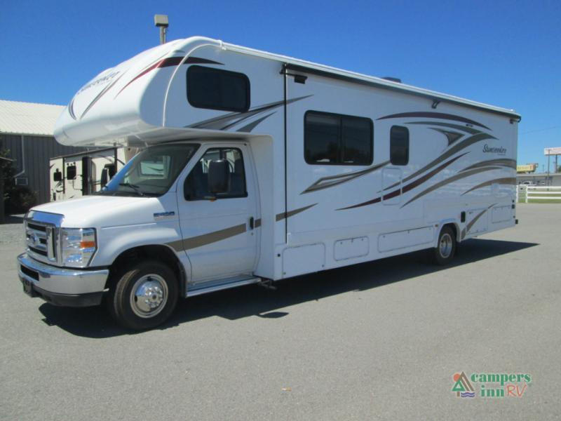2018 Forest River Rv Sunseeker 3050S Ford
