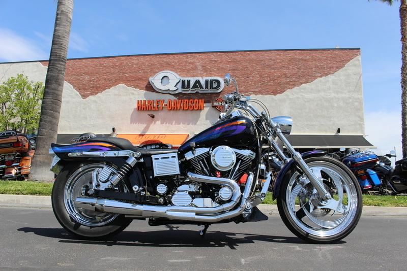 1996 Harley-Davidson FXDWG-DYNA WIDE GLIDE